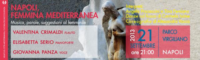 Napoli-femmina-mediterranea