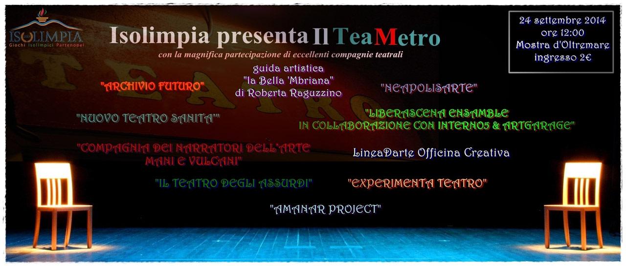 TeaMEtro