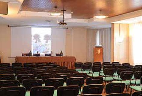 Sala Plenaria - Terme di Agnano