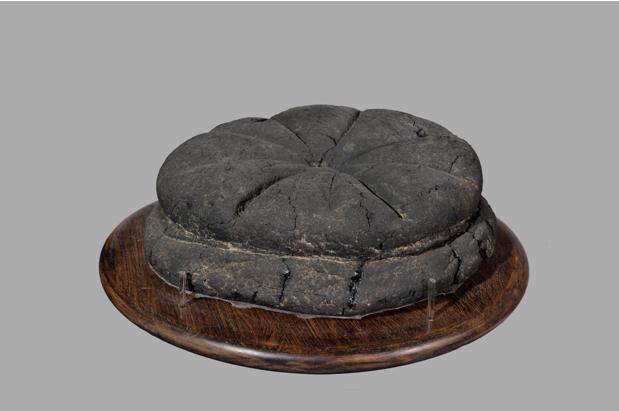 pane carbonizzato